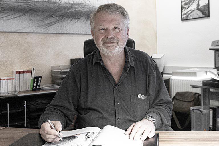 Holger Schlüter Steuerberater Goslar & Harz Portrait
